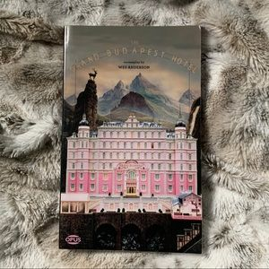 The Grand Budapest Hotel screenplay / Wes Anderson